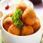 Bolinho Bacalhau (10un)  Kibarato Sushi