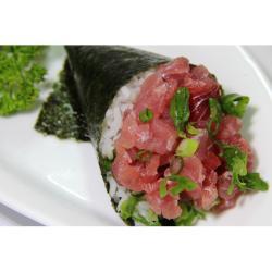 Temaki Atum Kibarato Sushi