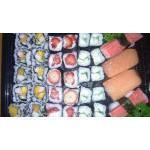 K1 (34peças) + refri lata 350 ml Kibarato Sushi