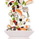 K3 (22peças) + refri lata 350 ml Kibarato Sushi