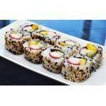 Uramaki Califórnia - (10 unidades) Kibarato Sushi