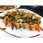 Yakissoba de Camarão Kibarato Sushi
