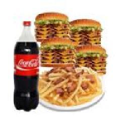Fome do aroldo  Biel Burger