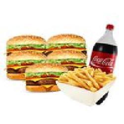 A grande família  Biel Burger
