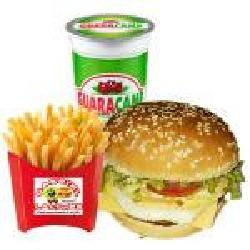 Trio N°1- X tudo Biel Burger