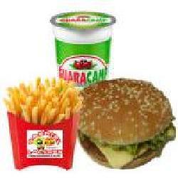 Trio N°2- X burguer Biel Burger