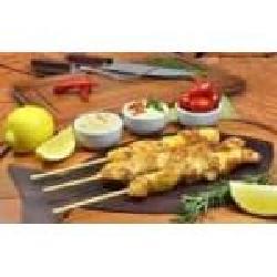 Espeto de peixe pintado Espetinhos.com