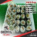 007 - Combinado 25 peças  Oriental Delivery