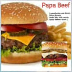 Papa beef Papa Fome Lanchonete