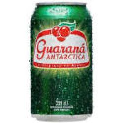 Guaraná Antártica LATA 350ML Raroo's Burguer