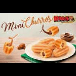 Mini churros Raroo's Burguer
