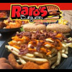 BARCA RARO'S Raroo's Burguer