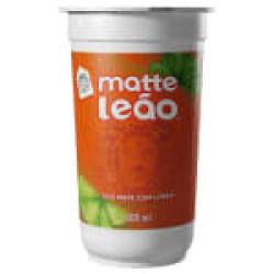 Matte Leão LIMÃO 300ml  Raroo's Burguer