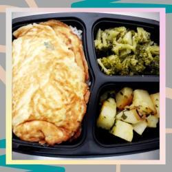 Restaurante Olinda  web app Omelete de mussarela