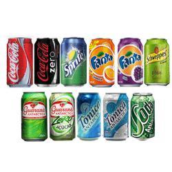 Restaurante Olinda  web app Bebidas em lata
