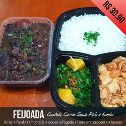Restaurante Olinda  web app FEIJOADA SIMPLES