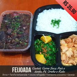 Restaurante Olinda  web app FEIJOADA COMPLETA