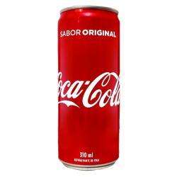 Coca-Cola 310ml Sabor Da Ilha