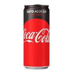 Coca-Cola 310ml ZERO Sabor Da Ilha