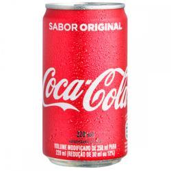 Coca-Cola 220ml Sabor Da Ilha