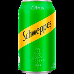 Schweppes Citrus 350ml Homes Burger