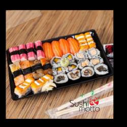 TERÇA- 28 PEÇAS Sushi Motto - Barreiro