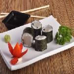 Sushi Motto - Barreiro web app Makimono Shiromi