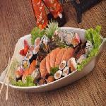 Combinado 36 peças Sushi Motto - Barreiro