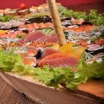 Combinado 56 peças Sushi Motto - Barreiro