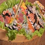 Combinado 100 peças Sushi Motto - Barreiro