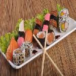Combinado 12 peças Sushi Motto - Barreiro