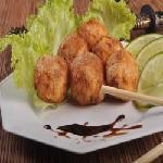 Bolinho de Salmão Sushi Motto - Barreiro