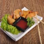 Coxinha de Camarão  Sushi Motto - Barreiro