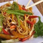 Yakissoba Vegetariano Sushi Motto - Barreiro