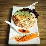 TEMAKI SHAKE FLAMBADO Sushi Motto - Barreiro