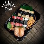 COMBO EXECUTIVO JAPONES SUSHI 10 PC Toyo Cozinha Oriental