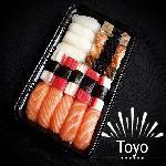 03 COMBO: 18 PC SUSHI MEDIDA CERTA Toyo Cozinha Oriental