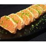 Sashimi Salmão selado raspas de Limão por Cima . ( Low Carb )  06 Unidades Toyo Cozinha Oriental