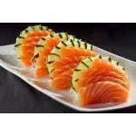 Combo 3 - 10 pecas de sashimi (file de peixe puro Salmão.) Toyo Cozinha Oriental