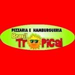 Pizzaria e Hamburgueria Brasil Tropical de Contagem - aplicativo e site de delivery criado pela cliente fiel