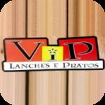 Vip Lanches de Porto Alegre - aplicativo e site de delivery criado pela cliente fiel
