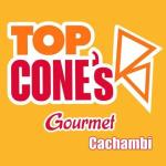 Top Cone's - Cachambi de Rio de Janeiro - aplicativo e site de delivery criado pela cliente fiel