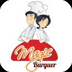 Magic Burguer - Cidade Nobre de Ipatinga - aplicativo e site de delivery criado pela cliente fiel
