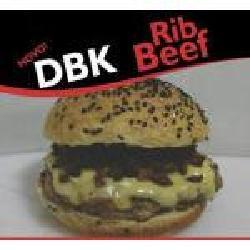 16- DBK Rib Beef DBK Hamburgueria