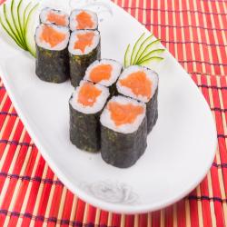 Hossomaki Salmão C7 Sushi