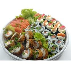 012 - Combinado 40 peças Oriental Delivery