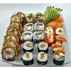 015 - Combinado 25 peças Oriental Delivery