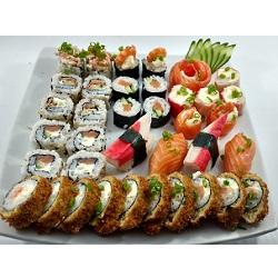 021 - Combinado 40 peças Oriental Delivery