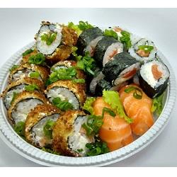 020 - Combinado 30 peças Oriental Delivery