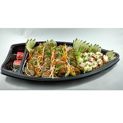 017 - Combinado 55 peças Oriental Delivery